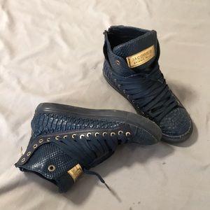 Shoes - Blue boots